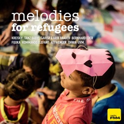 melodies for refugees